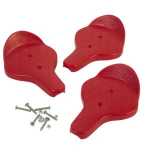 red myrider pedals