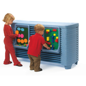 children's cots with play boards
