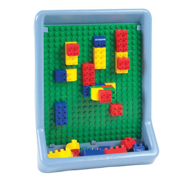plastic block board