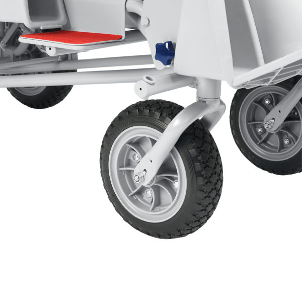 bye bye buggy wheels