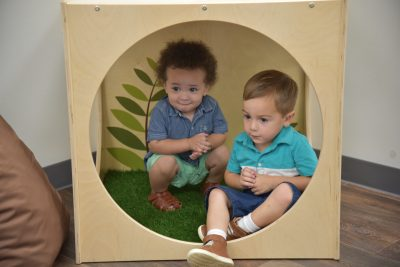 Play Cube for Social Emotional Learning Spaces