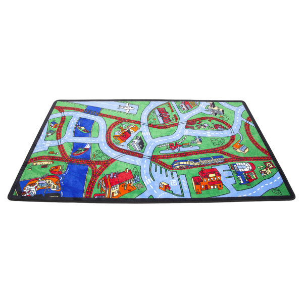 highways and byways carpet