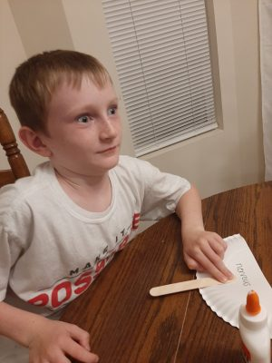 Emotion Plates - Arts and Crafts Are Important in Homes and Classrooms