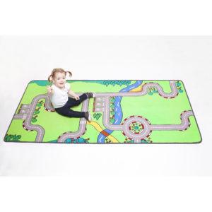 building blocks carpet