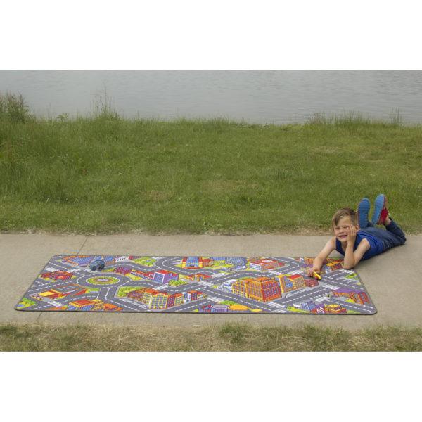 My metropolis learning carpet