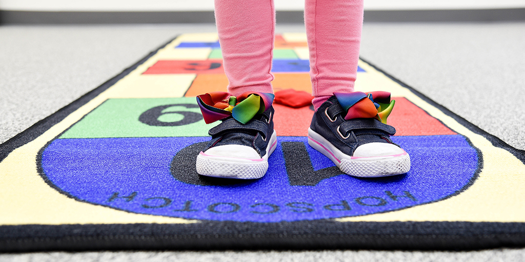 Hopscotch Reminds Us Life Is All About Balance