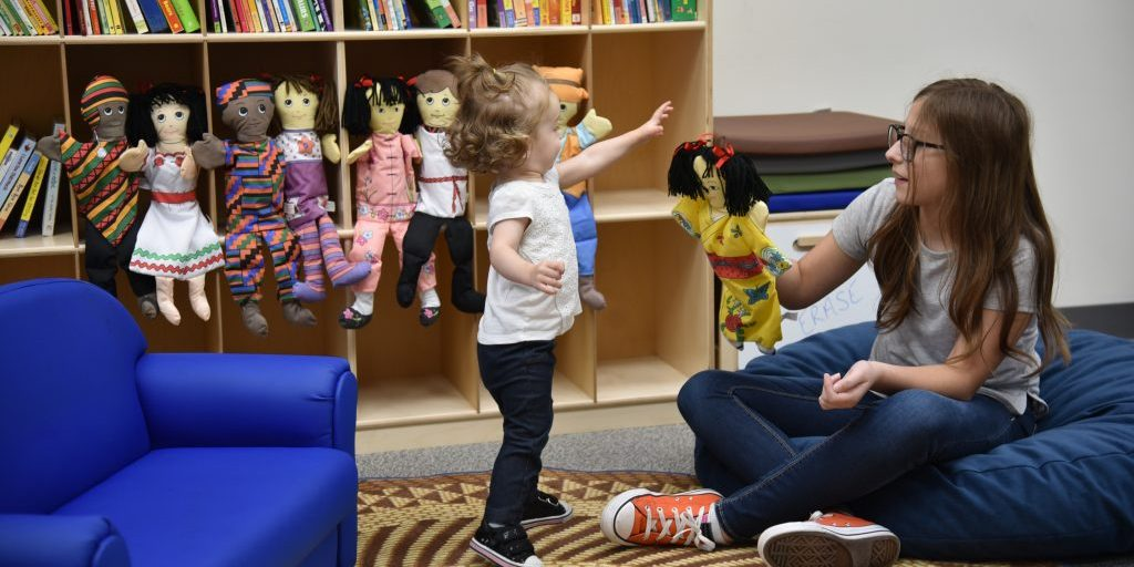 Social Emotional Learning Opportunities with Puppets